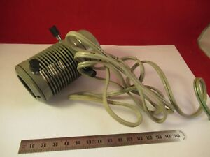 Olympus Japan Lamp Holder Assembly Microscope Part As Pictured ft 4 72