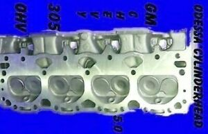 Gm Chevy 305 5 0 V8 old Style Ohv Cylinder Head 1977 1986 Rebuilt No Core