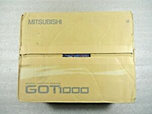 Mitsubishi Got 1000 Gt1575 stbd Tft 10 4 Touch Screen 24 Vdc 800x600 Hmi