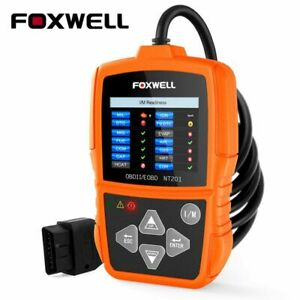 Automotive Obd2 Code Reader Scanner Car Diagnostic Engine Light Check Eobd Tool