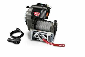Warn Industries M8274 50 Winch 9 000 Pounds 38631