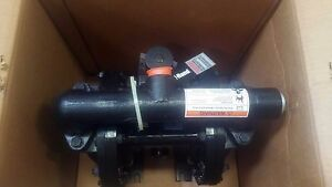 Pd10a acp ggg Aro Ingersol Rand Diaphragm Pump 52 Gpm Air Operated 1 In
