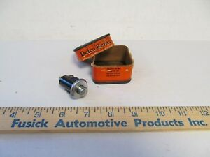 1942 1948 Olds 76 Nos Gm Delco Remy Dash Ignition Button Switch 1996068