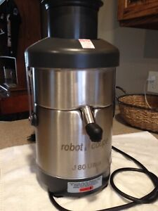 Robot Coupe J80 Ultra Commercial Automatic Juicer stainless