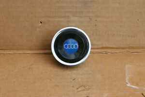 Vintage Nardi Personal Audi Classic Quattro Gt Coupe Steering Wheel Horn Button
