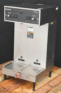 Bunn Dual Sh Softheat Thermofresh Automatic Commercial Coffee Brewer maker