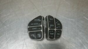 Ford Excursion F250 Lincoln Navigator Steering Wheel Cruise And Audio Buttons