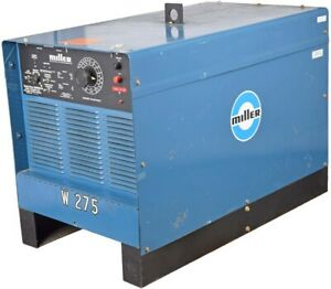 Miller Gold Star 600ss Industrial Direct Current Arc Welding Power Source As is