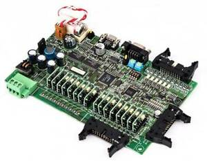 Omron Cpm2b 32cdr dpbf Programmable Controller Relay Board Assembly Unit