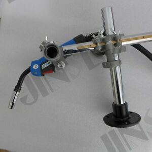 Mini Welding Torch Holder Support Mig Gun Holder Clamp For Welding Positioner