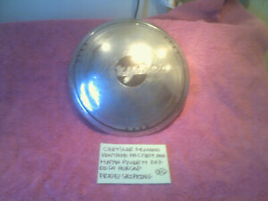 Chrysler Genuine Factory Oem Poverty Dog Dish Hubcap Free Shipping