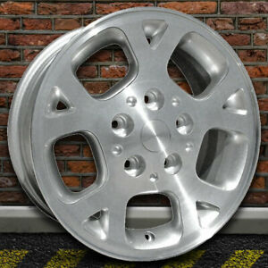 16 Silver Wheel For 1999 2002 Jeep Grand Cherokee By Revolve