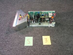 Todd T4 Power Supply Board Card 6930177a 230 115 V Adjust Military Surplus Part