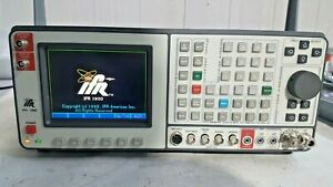 Ifr 1900 Radio Service Monitor With Case And Accessories