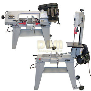 4 1 2 Metal Cutting Band Saw 4x6 Horizontal Vertical Band Saw Free Shipping
