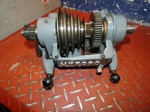 Myford Super 7 Mark 2 Lathe Complete Headstock Replacement Engineering