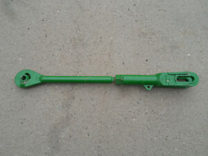 Tractor Hitch Part Piece 3rd Third Link John Deere Green 1