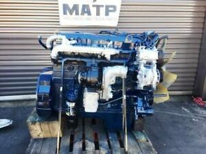 2004 2005 2006 International Navistar Dt466e Egr Diesel Engine 7 6l Model D260