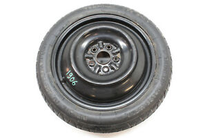 07 Toyota Camry Spare Tire Wheel Dunlop 155 70d17 Oem 08 09 10 11 12 13 14 15 16