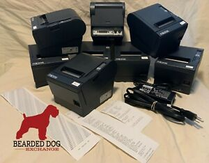 Epson Tm t88iii M129c Serial Thermal Receipt Printer W ps 180 Power Supply