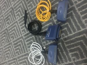 Fluke Networks 2 Cable Dsp lia011 With Omniscanner Universal Permanent Link Ada