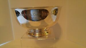 Gorham Sterling Silver Bowl Revere Reproduction Imperial Cup Meeting 1939