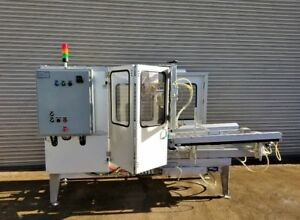Wexxar Wfts Automatic Case Erector With 3 Bottom Taper Sealer Box Carton Former