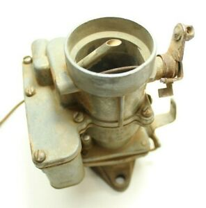 Carter Yf A9 Carburetor 1bbl Carb 715 0 756 1 776