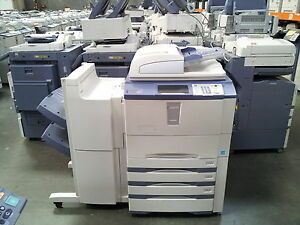 Toshiba E studio 655 Copier printer scanner Stapling Finisher Included