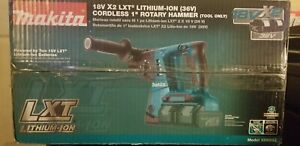 Makita Xrh05z 18v X2 Lxt Lithium ion Cordless 1 Rotary Hammer tool Only New