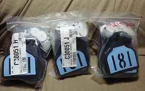 Ear Tags Cow Ezcee Cal no Fade Out 3 Pack Size 3 1 4 X 4 141 200