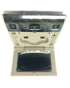 New Overhead Lcd Video Entertainment Display Screen 2015 2017 Chevy Gmc Cadillac