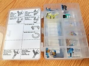 New Tektronix 020 2636 02 Differential Probe Accessory Kit For P7313 Probes