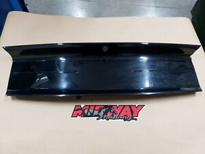2018 2019 Ford Mustang Gt 5 0 Rear Trunk Lid Panel W Back Up Camera Oem