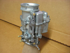 Ford Holley 94 Stromberg 2bbl Carburetor Remanufacture Service Flathead Ratrod