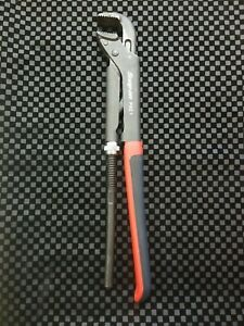 Snap on Tools 12 5 8 Plier Wrench Adjustable Pliers Pwz1