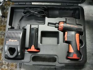 Snap On Screwdriver Cordless 7 2v Cts561cl