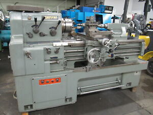 Mori Seiki Ms 850 High Speed 17 x33 Manual Engine Lathe