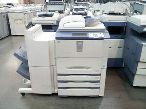 Toshiba E studio 855 Copier printer scanner Stapling Finisher Included