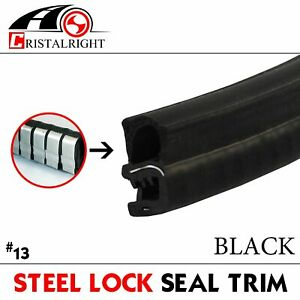 20ft Rubber Seal Edge Trim Strip Guard Door Window Trunk Car Truck Suv Parts
