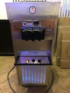 Electro Freeze Soft Serve Ice Cream Machine Sl500