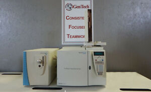 Thermo Polaris Q With Trace Gc msd And As2000