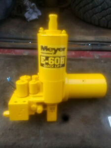 Recondition Meyer E60 H Plow Pump Dimond Meyers Ford Chevy Dodge Jeep Toyota
