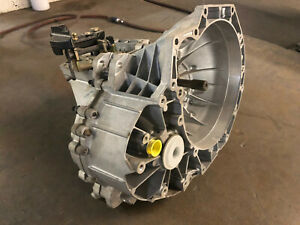 New 2003 2004 Ford Focus Mtx75 5 Speed Fwd Transmission For 2 0l Dohc No Core