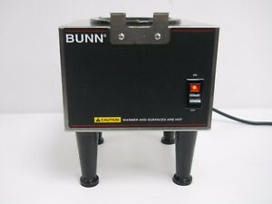 Bunn Rws1 75 Coffee Warmer 20974 0010