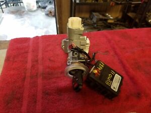 2011 Subaru Outback Ignition Switch Assembly W key Fob Entry Unit