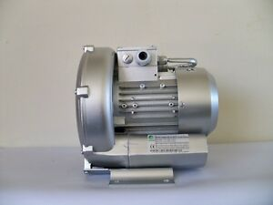 Regenerative Blower 0 67hp 57cfm 56 h2o Press 220v 1ph Goorui Ghbh 0d5 12 1r2