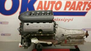 2014 Ford F150 5 0 Coyote Engine 6r80 Auto Transmission Complete Pullout