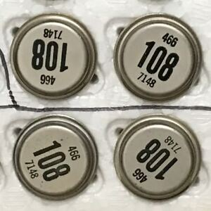 100ea New Delco Ibm House Number 108 Pnp To 36 Transistors Tested