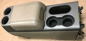 2004 2005 06 07 2008 Ford F150 Lariat Center Console Floor Console Tan